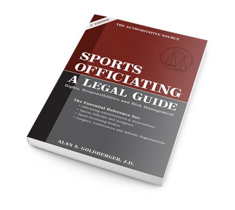 Picture of Sports Officiating: A Legal Guide