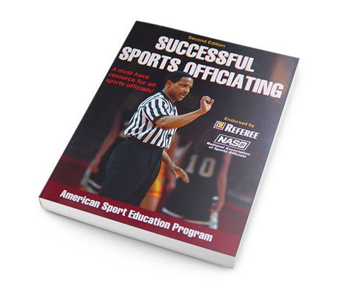 Picture of Successful Sports Officiating 2nd Edition