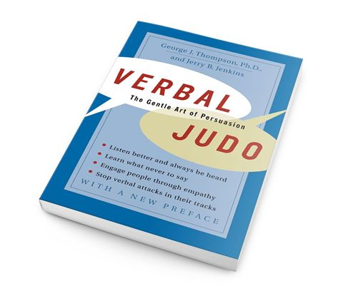 Picture of Verbal Judo: The Gentle Art of Persuasion
