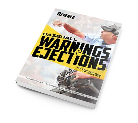 Picture of Baseball Warnings & Ejections