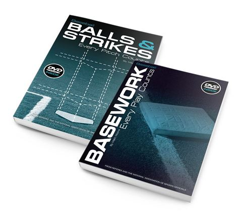 Baseball: Balls & Strikes & Basework – 2 Book Set