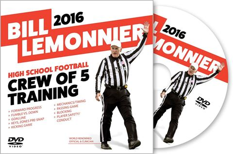 Bill LeMonnier's 2016 Crew Of 5 Training DVD