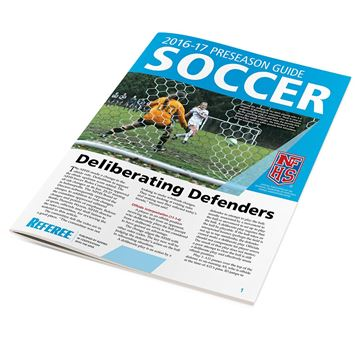 2016-17 NFHS Soccer Preseason Guide