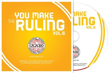 IAABO You Make The Ruling: Volume 6 DVD