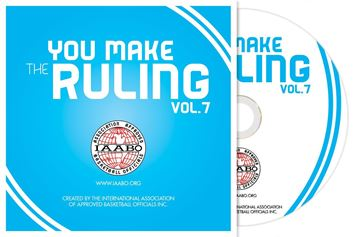 IAABO You Make The Ruling: Volume 7 DVD