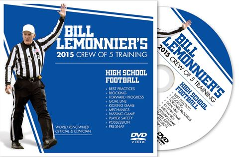 Bill LeMonnier's 2015 Crew Of 5 Training DVD