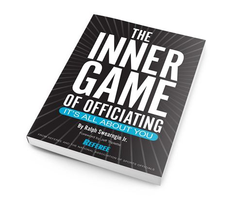 Officiating success learn perform