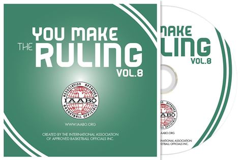 IAABO You Make The Ruling: Volume 8 DVD