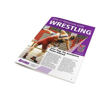2016-17 NFHS Wrestling Preseason Guide