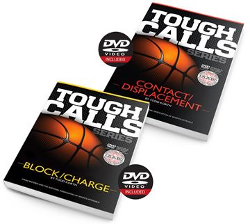 Tough Calls Basketball Set