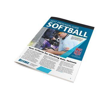 2017 Softball Preseason Guide