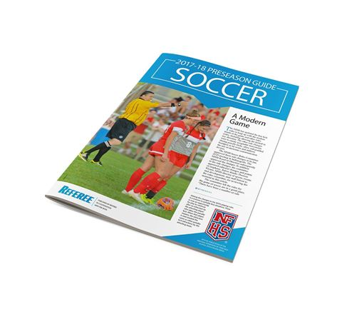 Picture of 2017-18 NFHS Soccer Preseason Guide