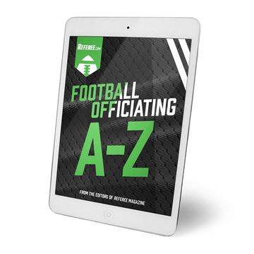 Football Officiating A To Z - Digital Download