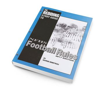 The 2017 Redding Study Guide To NFHS Football Rules