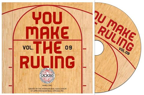 IAABO You Make The Ruling: Volume 9 DVD