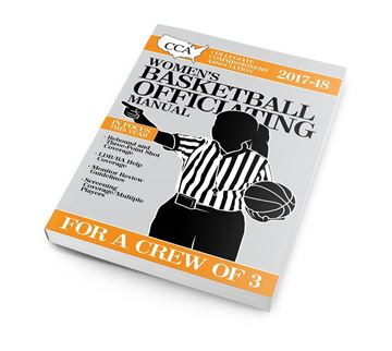 2017-18 CCA Women's Basketball Officiating Manual