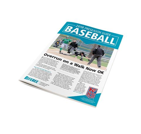 Picture of 2018 Baseball Preseason Guide