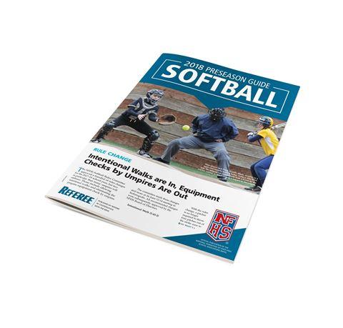 Picture of 2018 Softball Preseason Guide
