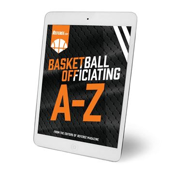 Basketball Officiating A To Z - Digital Download