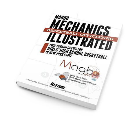 2017 MAGBO Basketball Mechanics Illustrated - Custom