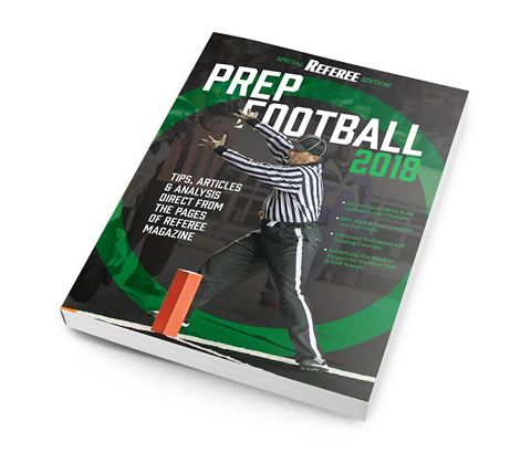 2018 Prep Football - Referee Special Edition