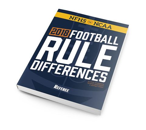 2018 Football Rules Differences