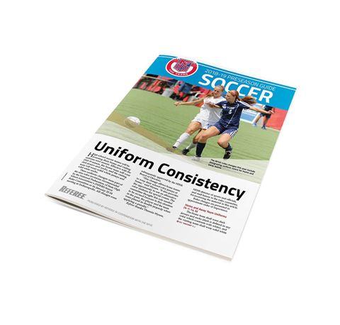 2018-19 NFHS Soccer Preseason Guide