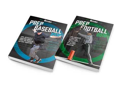 2018 Prep Football & Baseball Combo