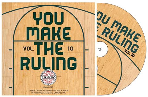 You Make The Ruling: Volume 10 DVD