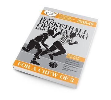 2018-19 CCA Men's Basketball Manual