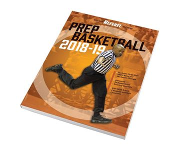 2018-19 Prep Basketball - Referee Special Edition