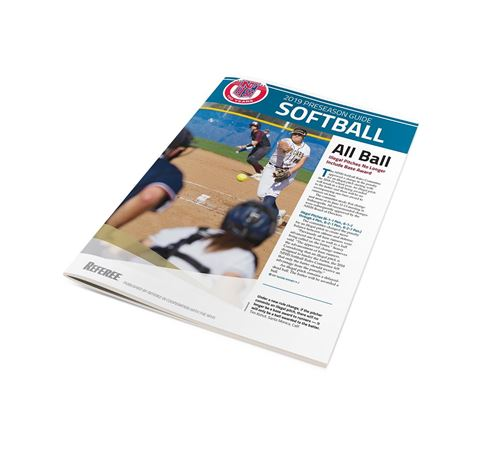 2019 Softball Preseason Guide