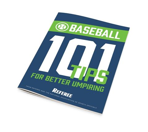 Baseball 101 Tips For Better Officiating