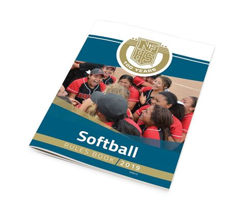 2019 NFHS Softball Rules Book