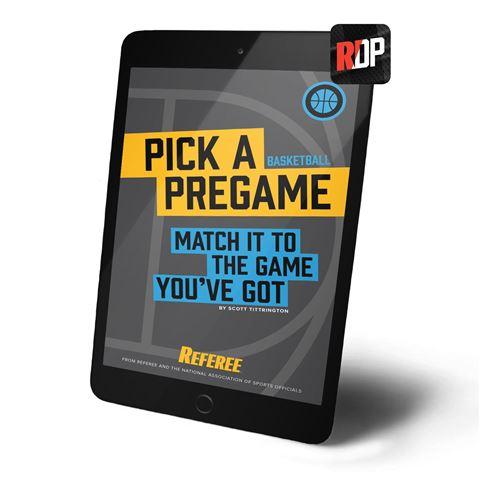 Pick A Pregame EBook (Digital Version)