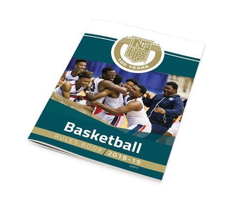 2018 NFHS Baskeball Rules Book