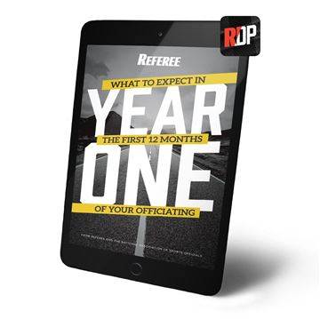 Year One: What To Expect In The First 12 Months Of Your Officiating