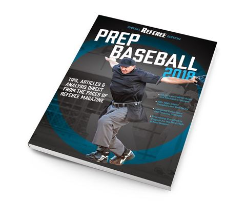 Prep Baseball - Referee Special Edition