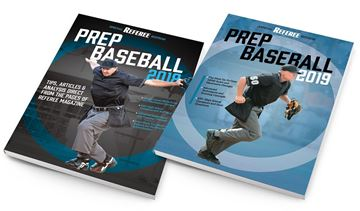 Prep Baseball Combo - Volumes 1 & 2