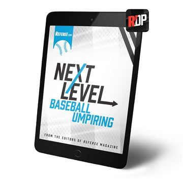 Next Level Baseball Umpiring - Digital Version