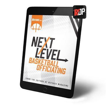 Next Level Basketball Officiating - Digital Version
