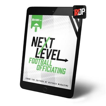 Next Level Football Officiating - Digital Version