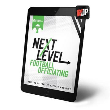 Next Level Football Officiating - Digital Version