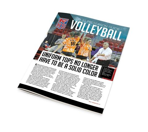 2019 NFHS Volleyball Preseason Guide