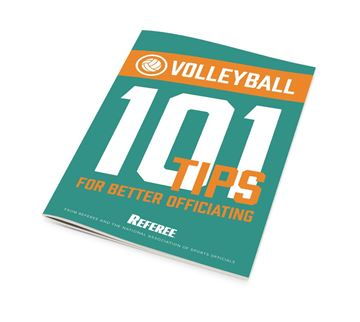 101 Tips For Volleyball