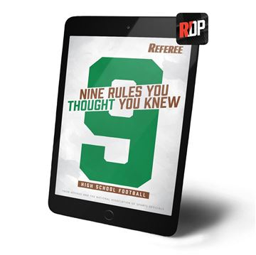 9 Rules You Thought You Knew For Football - Digital Version