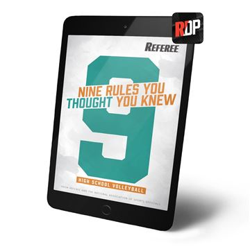 9 Rules You Thought You Knew For Volleyball - Digital Version