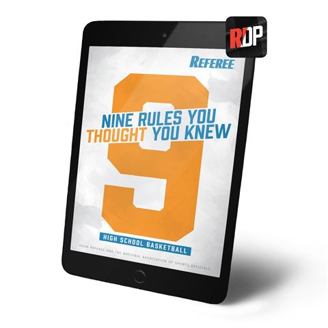 9 Rules You Thought You Knew For Basketball- Digital Version