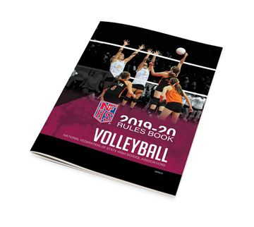 2019 NFHS Volleyball Rules Book