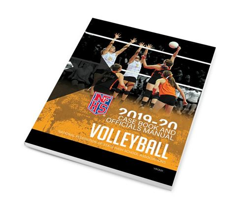 2019 NFHS Volleyball Case Book